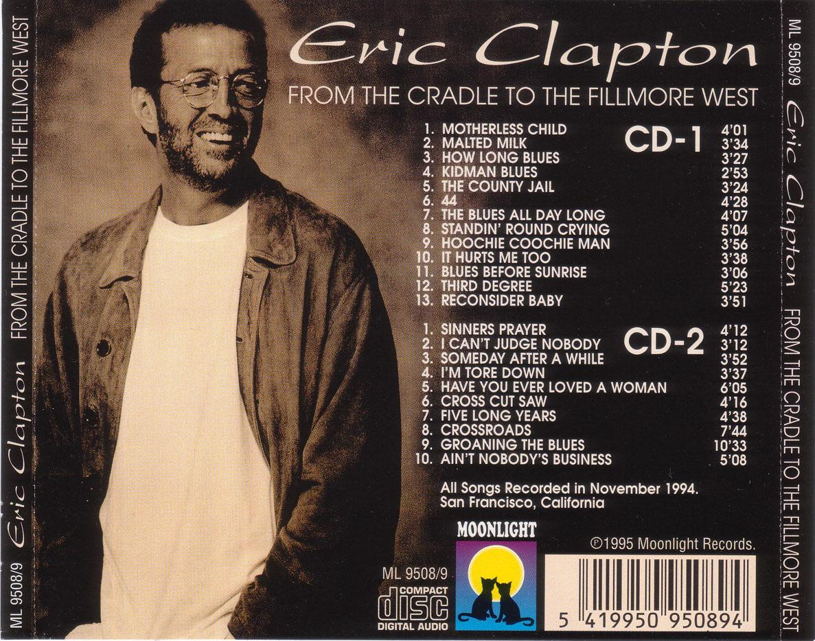 ERIC CLAPTON FROM THE CRADLE DOWNLOAD